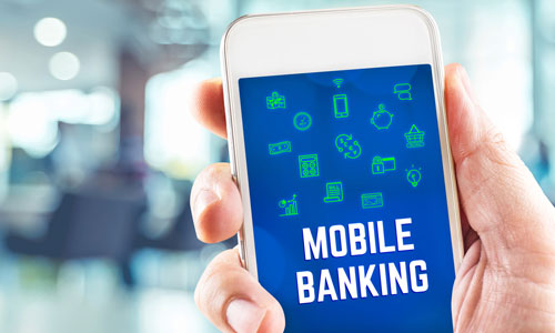 SMS/Mobile Banking Service